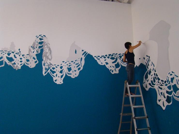 Pic nic Indoor, 2012, Ateliê Ana Ruas, Campo Grande, MS