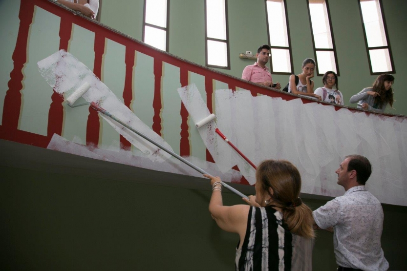 Balaústre, 2004, Apagamento,2014, MARCO,Campo Grande, MS