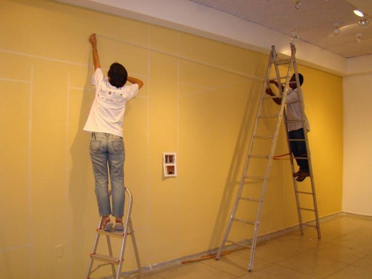 Colunas,2009, Pinacoteca de Alagoas, Maceió,AL