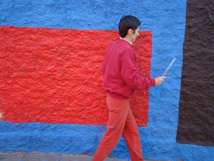 Lixo seletivo,2009, Festival de Arte da cidade de Porto Alegre,RS