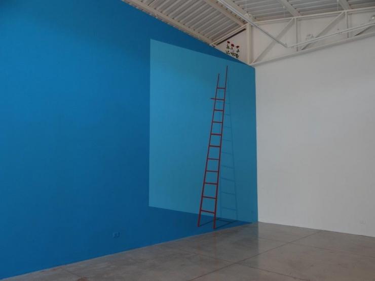 Degraus I ,2015, Ateliê Ana Ruas, Campo Grande, MS