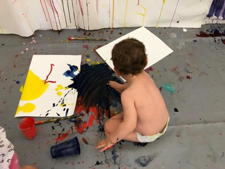 Fotos  - Oficina para bebês