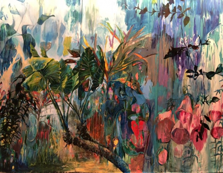 Floresta Encantada II, 2017